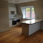 Harpendale Development Kitchen